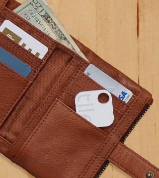 tile wallet