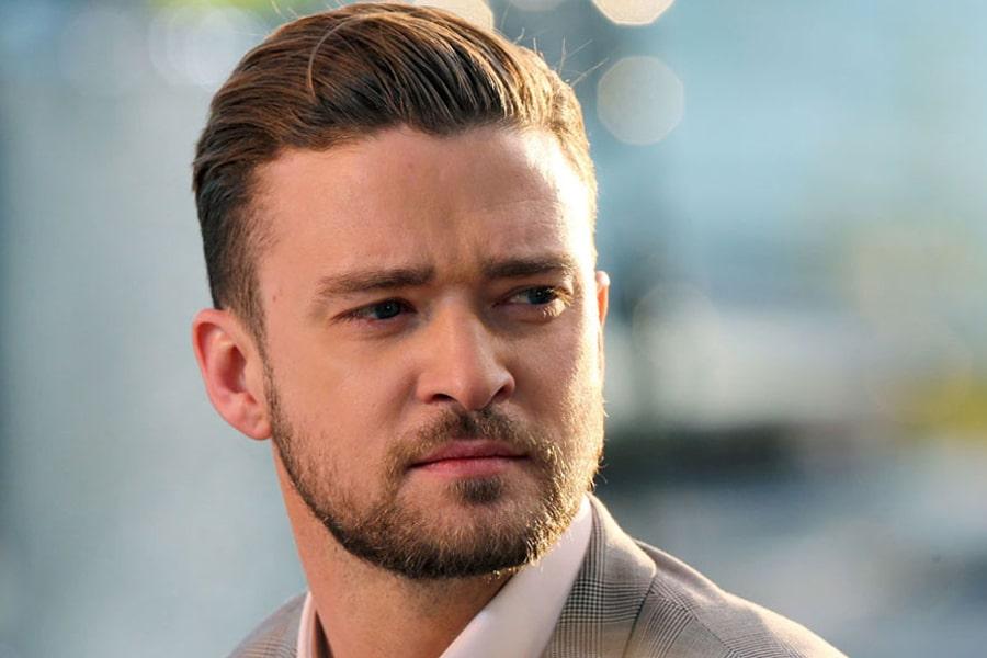Justin Timberlake short haircut hairstyle