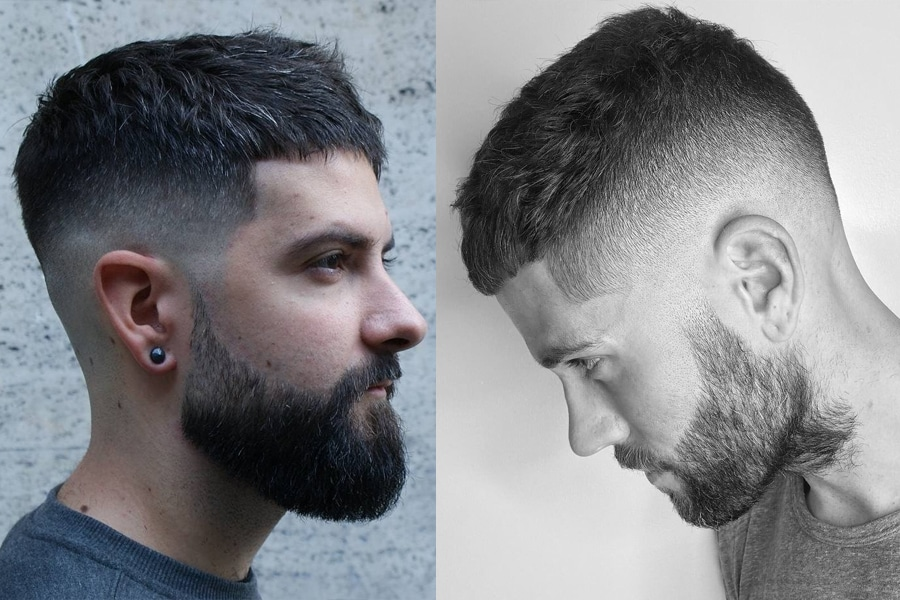 50+ Short Haircuts & Hairstyle Tips for Men | Man of Many