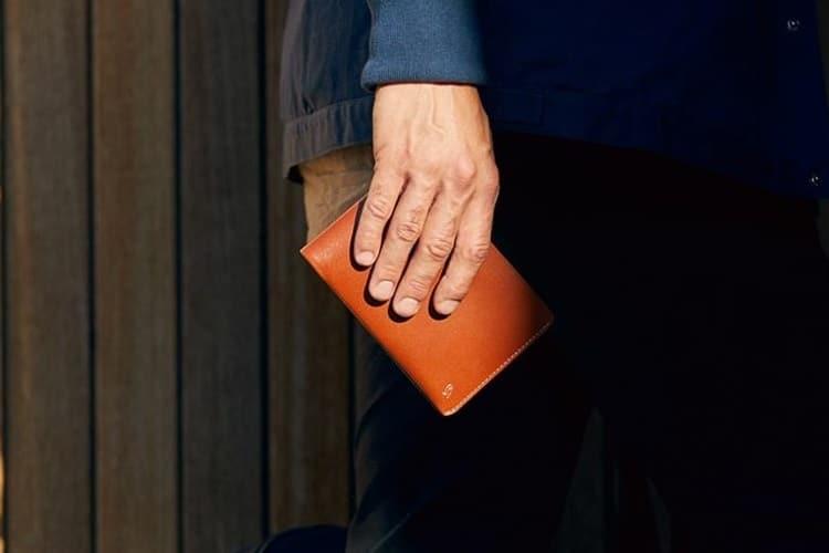 bellroy hand wallet