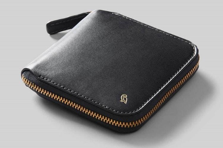 bellroy black color wallet