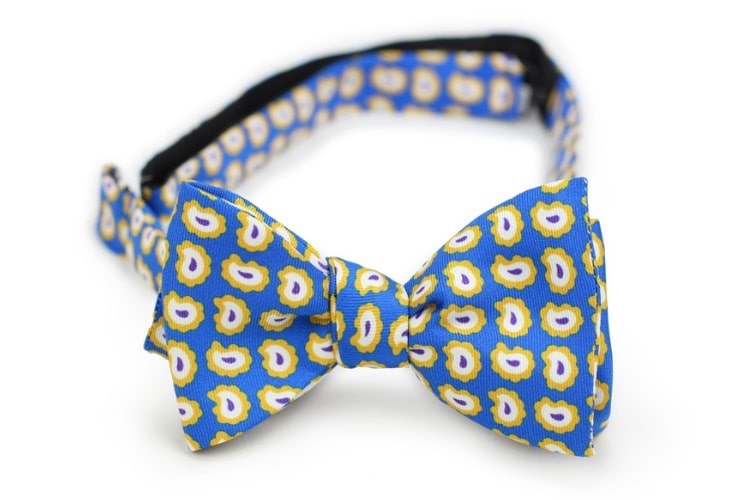 pop art bow tie