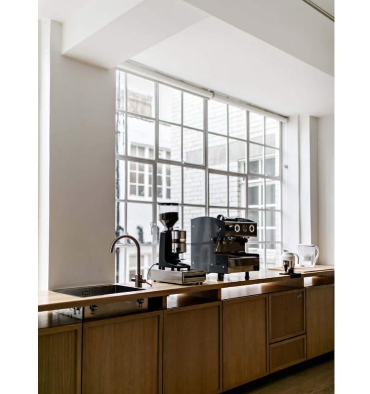 festen architecture kitchen with materials