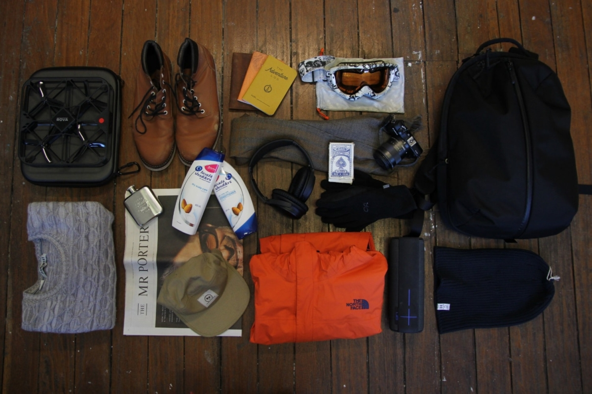winter essentials weekend on the slopes
