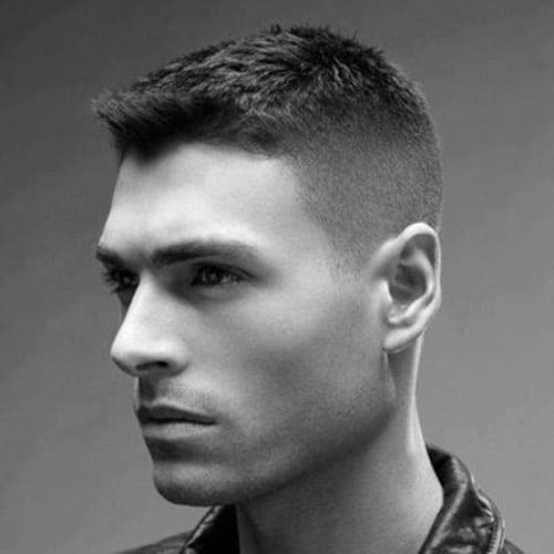 The 10 Best Hairstyles For Men That Will Never Go Out Of Style: 10 Short Hairstyles For Men