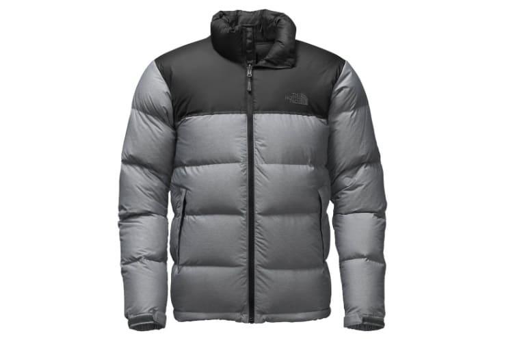 north face men nuptse jacket