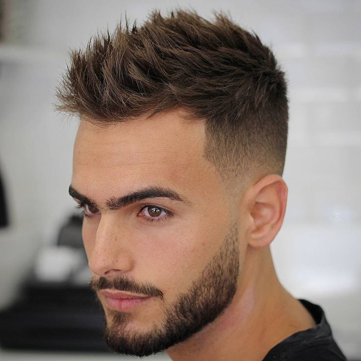 10 Short Hairstyles for Men | Man of Many