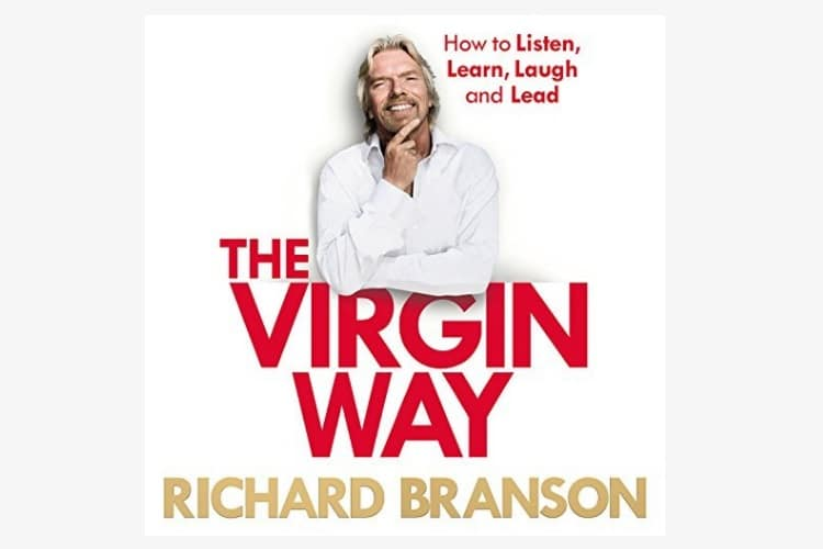 the virgin way listen learn laugh and lead