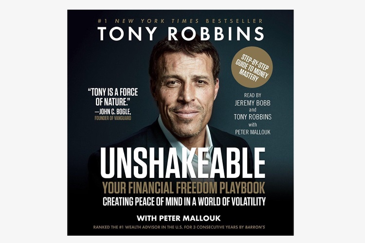 unshakeable financial freedom playbook