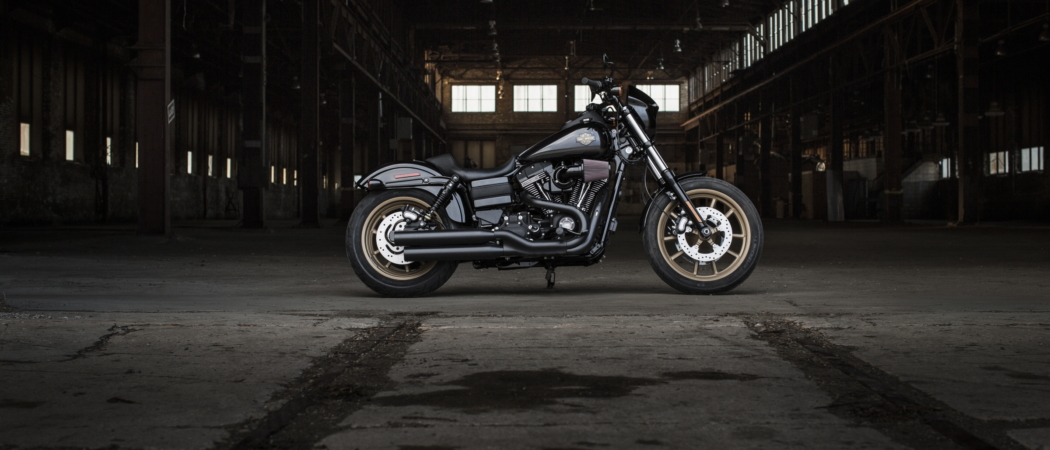 The Harley-Davidson Low Rider S: Torque it up