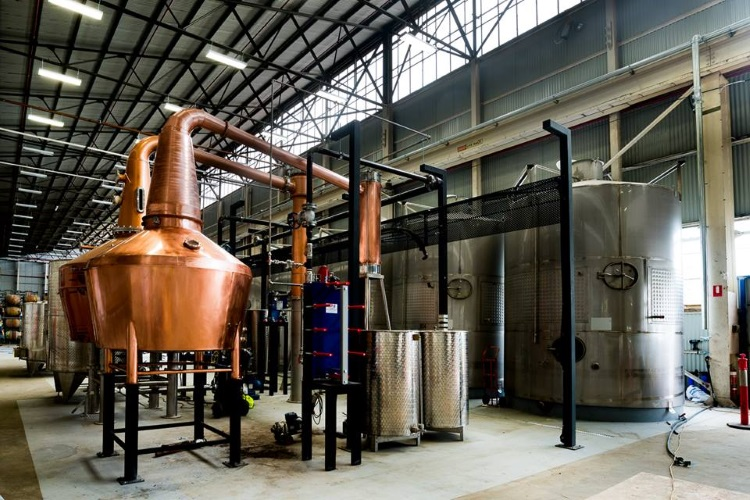 starward distillery industry