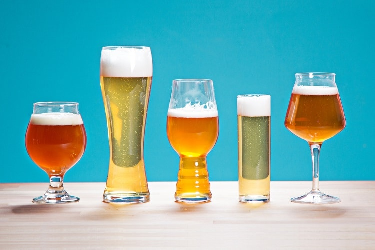 ultimate guide to types of beer glasses