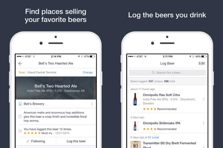 beer menus online guide