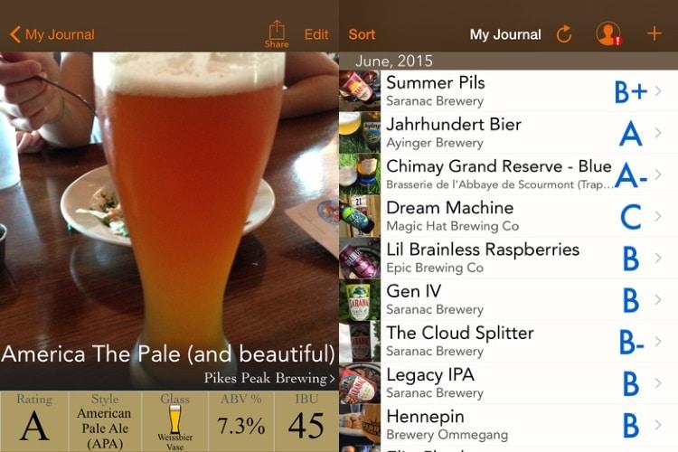 ibrewmaster online beer apps