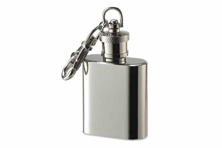 mini keychain flask small size