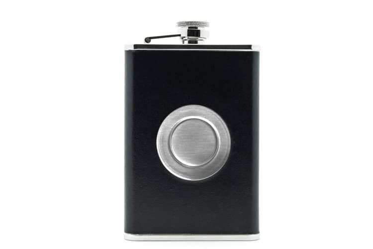 stone cask the original shot flask