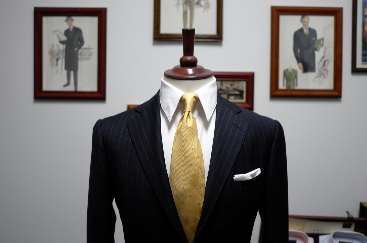 herman bros & co black suit