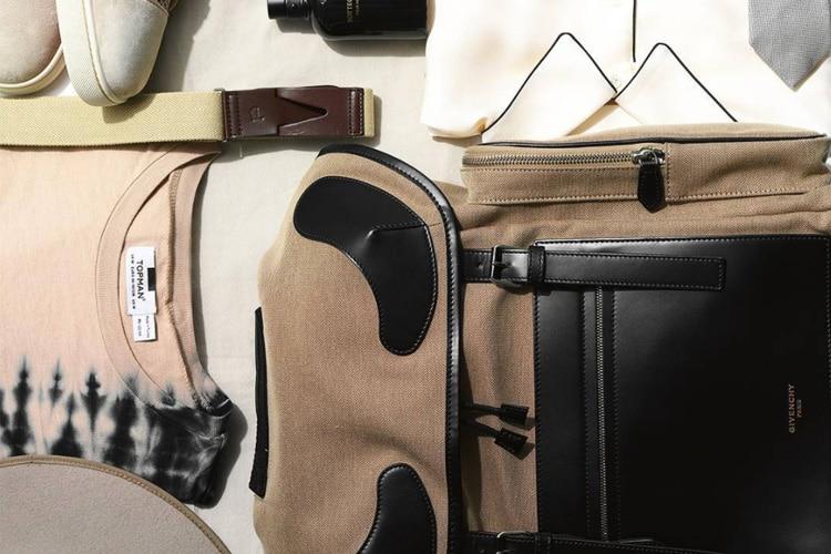 gq express bag shoes belt