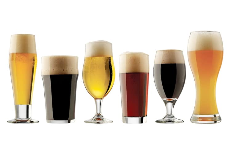 guide to craft beer gut glasses