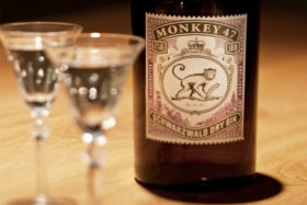 monkey 47 gin brings the black forest