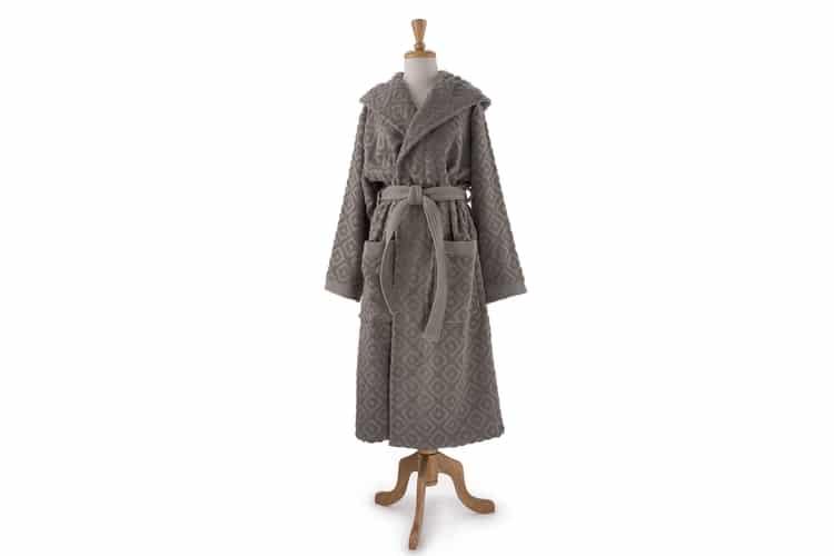 mother evolved cotton bathrobe designer edition
