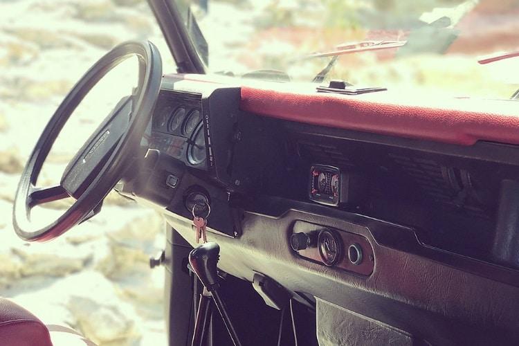 petrology land rover defender steering