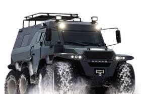the shaman terrain vehicle