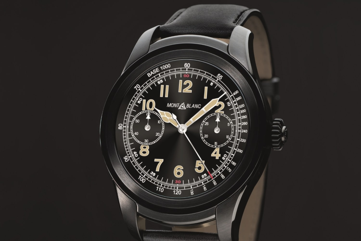 the wind up black color watch