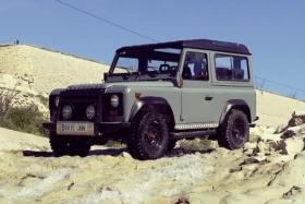 petrology restored land rover santana defender