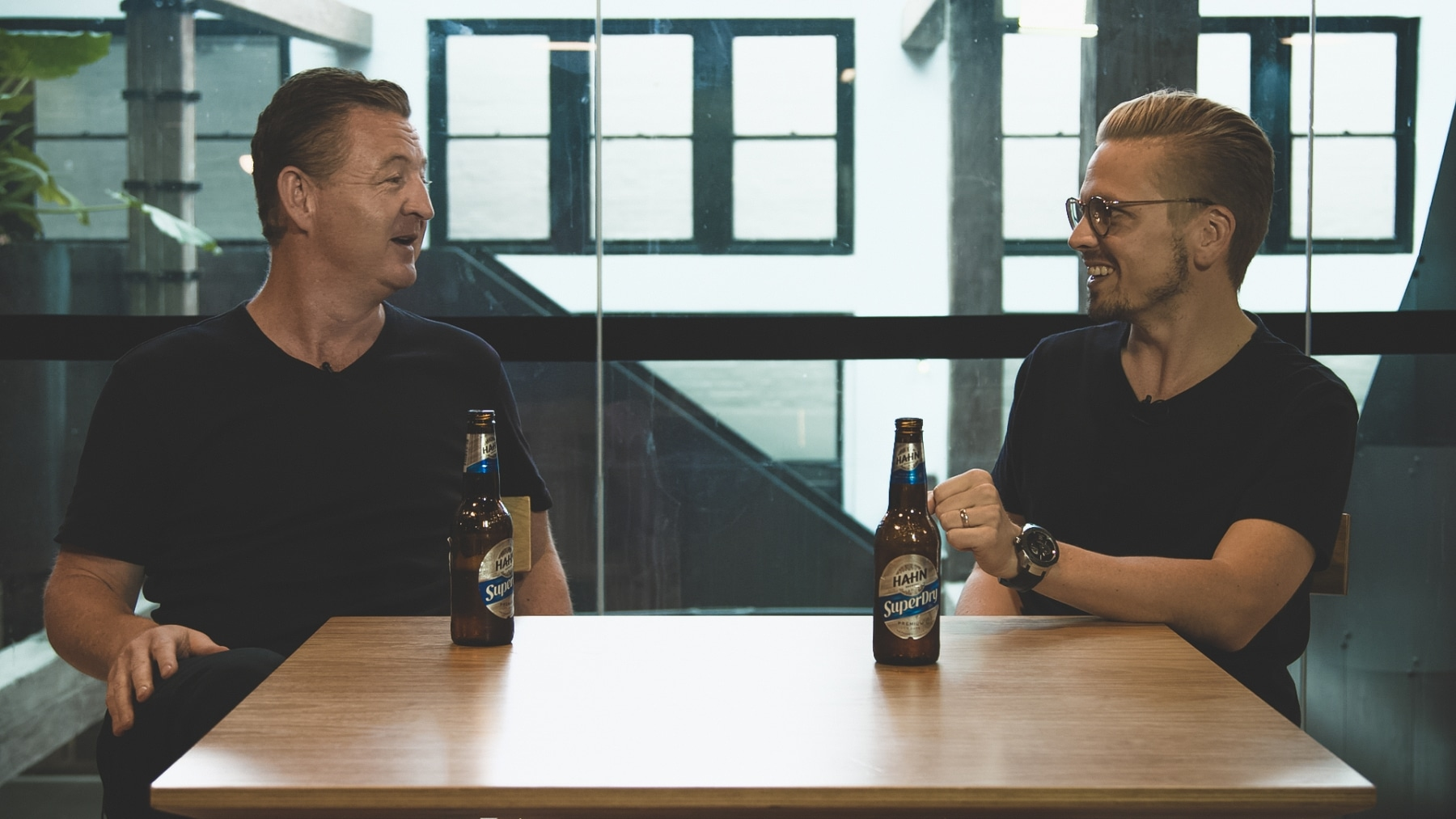 Beer with an Entrepreneur #2: Going broke – and back again