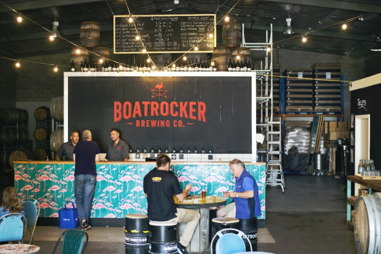 boatrocker brewery
