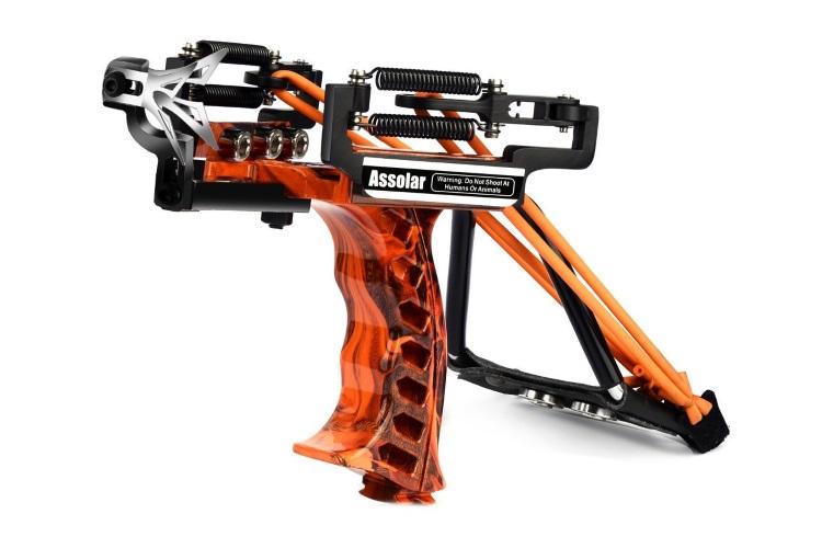 assolar badass weapon side view