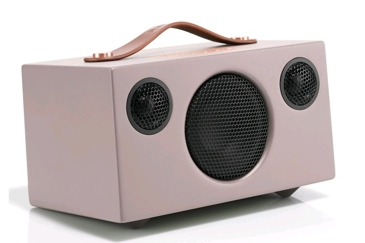t3 portable bluetooth speaker by audio pro