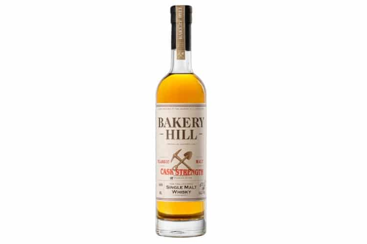 bakery hill cask strength