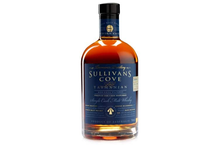 sullivan's cove french oak