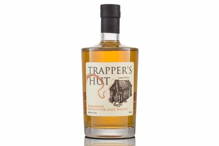 trapper's hut best whisky