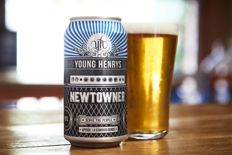 young henrys brewing company