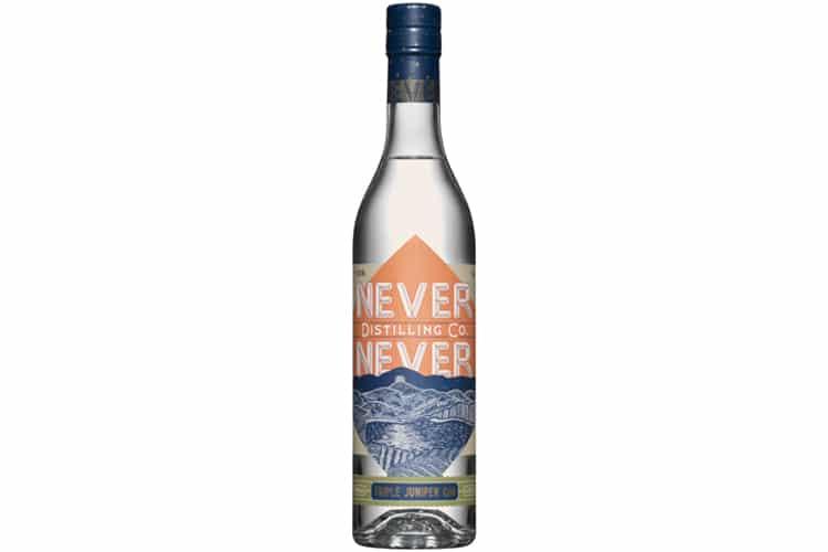 never never distilling co.