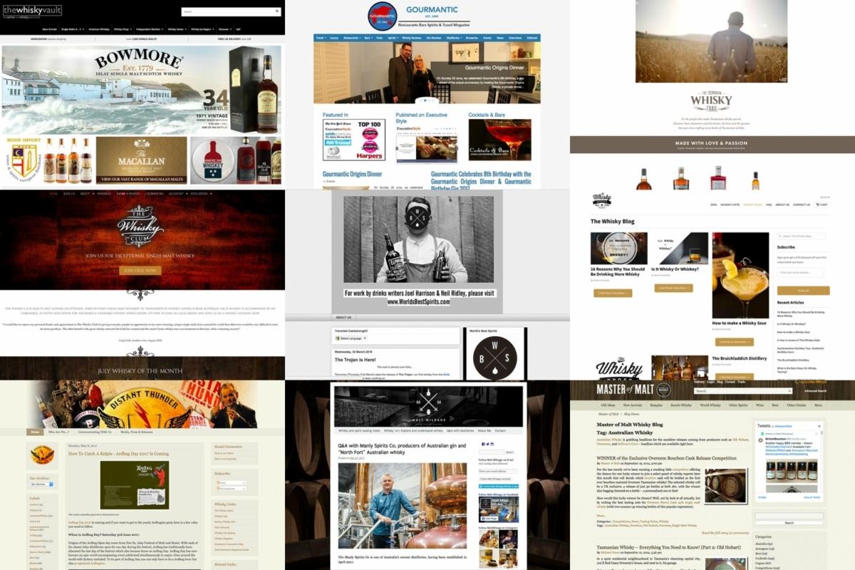best australian whisky blogs