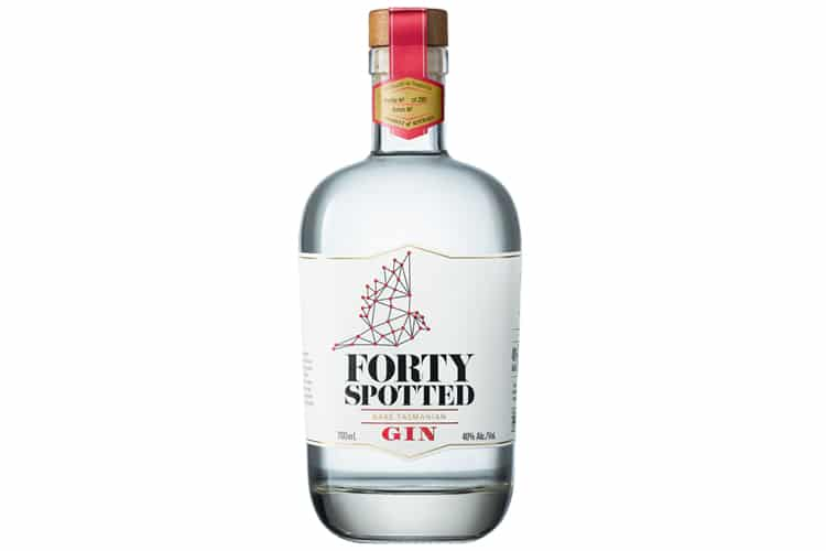 forty spotted gin