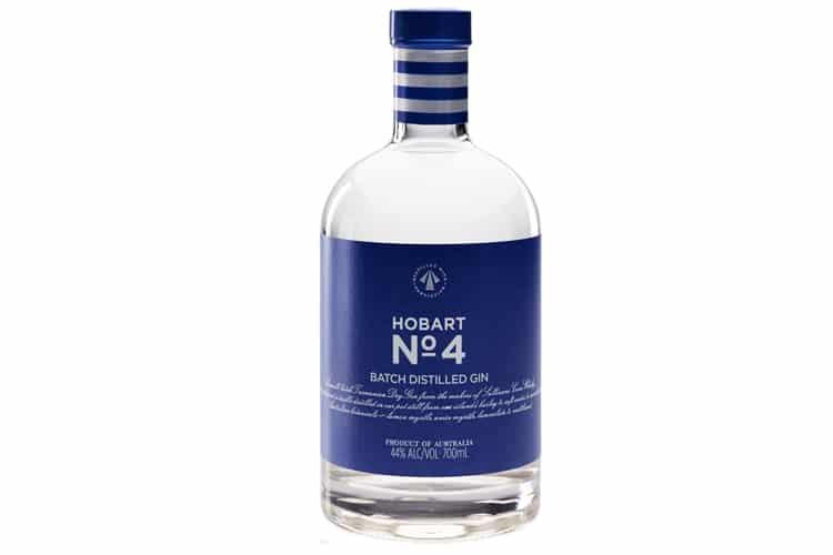 hobart no 4 australian gin