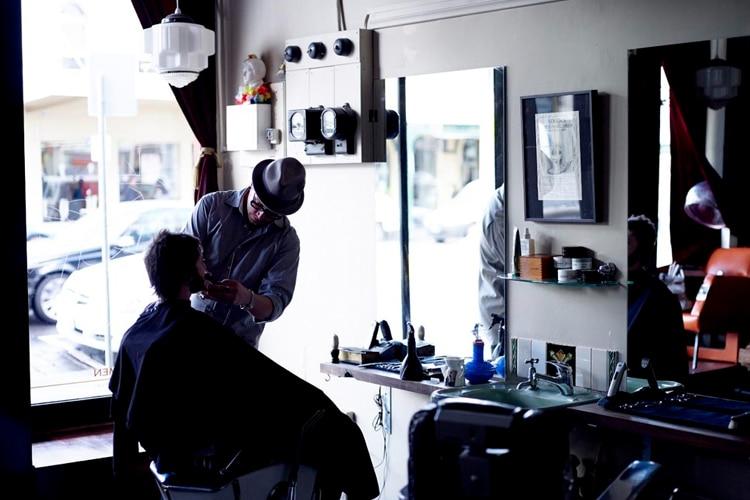 all the kings men barberhop melbourne