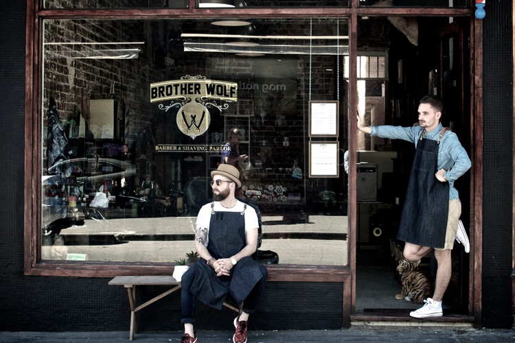 brother wolf barber shop
