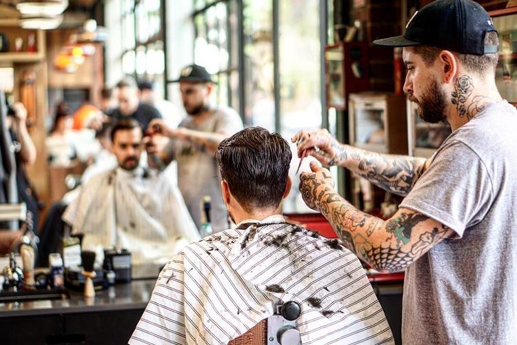 uncle roccos barber shop port melbourne