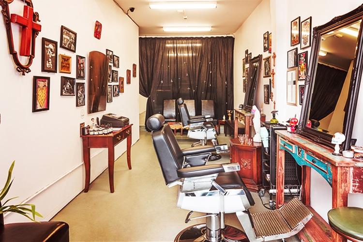 chicanos barber shop