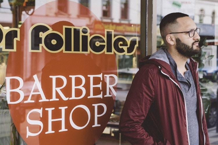 dr follicles barber shop