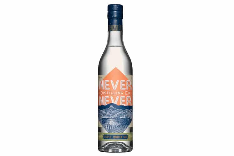 never distilling never full bottle