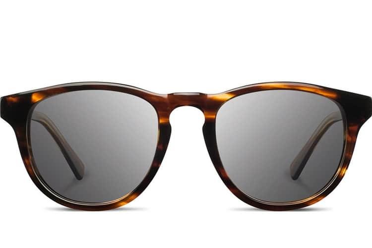 francis grey polarized sunglasses by shwood