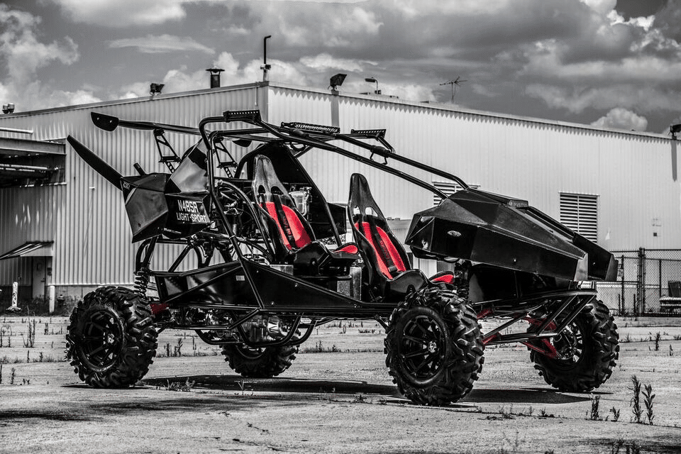 skyrunner mk 3 2 atv feature