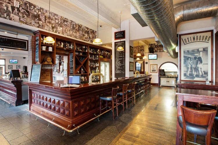 naked whisky bar the morrison